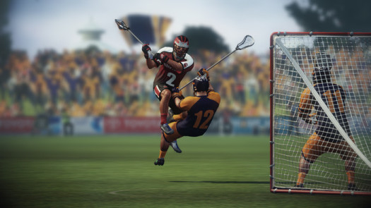 Lacrosse '14 video game