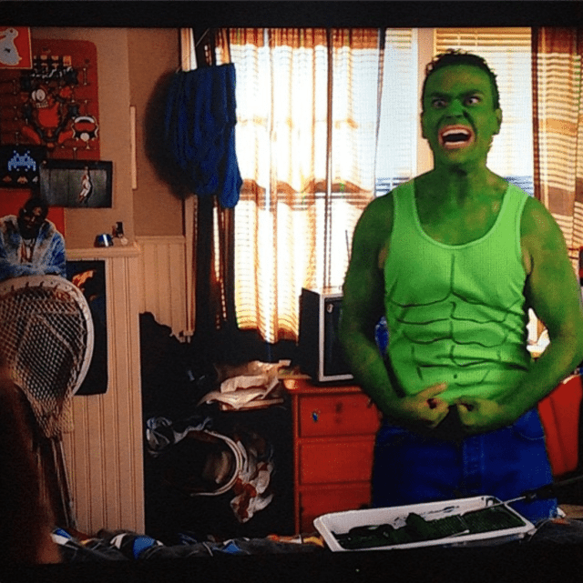 The Goldbergs, Hulk