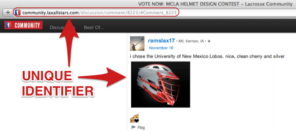 MCLA Contest How To