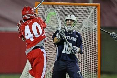 scotland lacrosse versus stony brook 2014