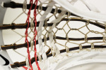 White Nike Vapor Lacrosse Head with Pita Variant String Job