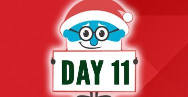 11th day of laxmas