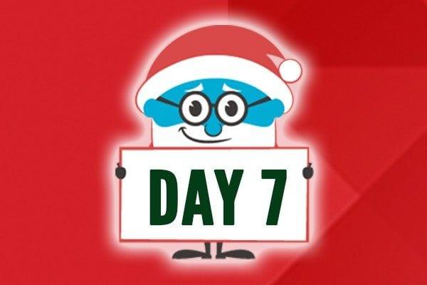 Seventh day of laxmas