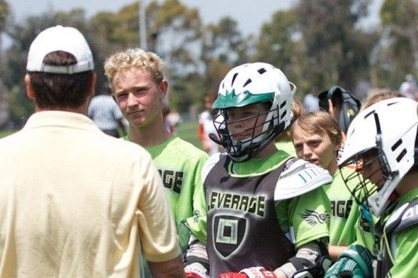 Leverage Lacrosse free Clinic in Los Alamitos