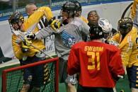 Rochester Vs Minnesota NLL Scrimmage Skirmish
