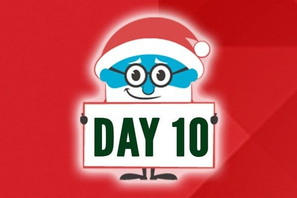 Tenth day of laxmas