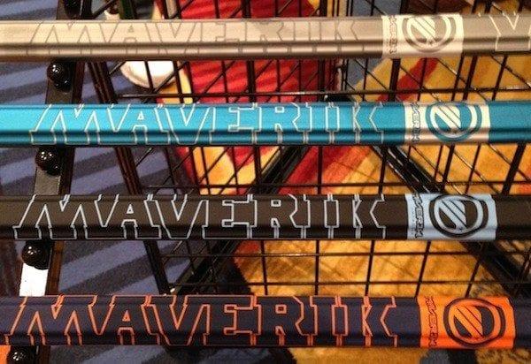 Maverik wonderboy shafts cutting down longsticks