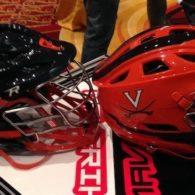 Virginia cascade r lacrosse helmets