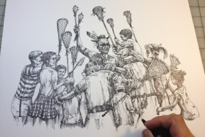 art of lax