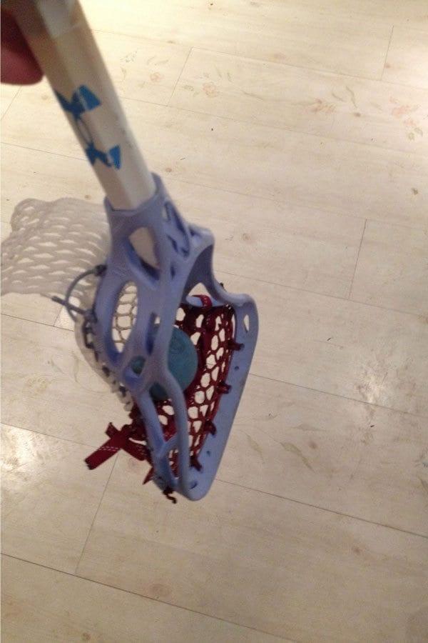 Lax Splat wax mesh color fade