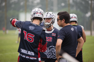 Thailand Lacrosse Association Payu
