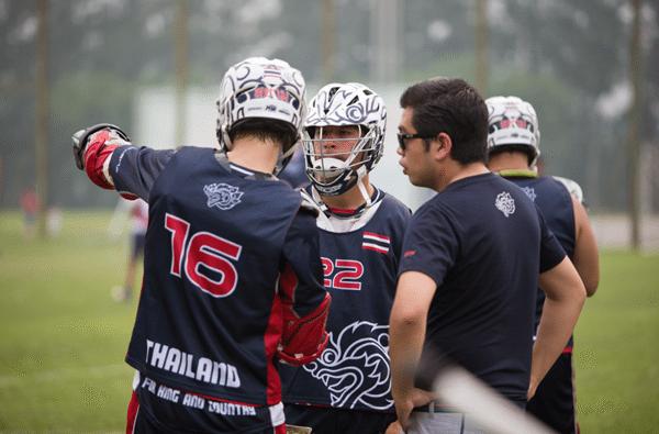 Thailand Lacrosse Association Payu