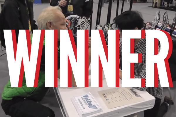 Sceptre7 Winner