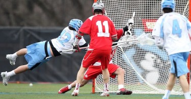 NCAA Lacrosse: Ohio State at Johns Hopkins