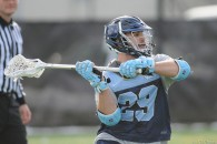 UNC vs Loyola Lacrosse Scrimmage North Carolina is number 1