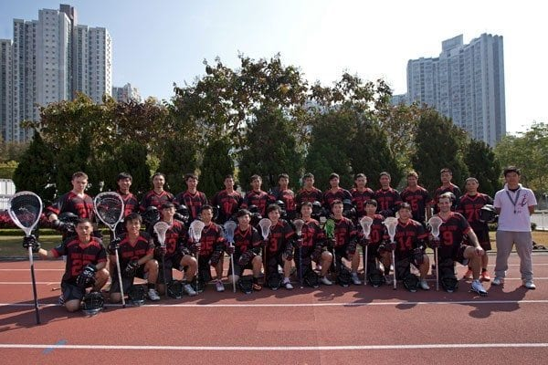 Hong Kong Men's Lacrosse Team