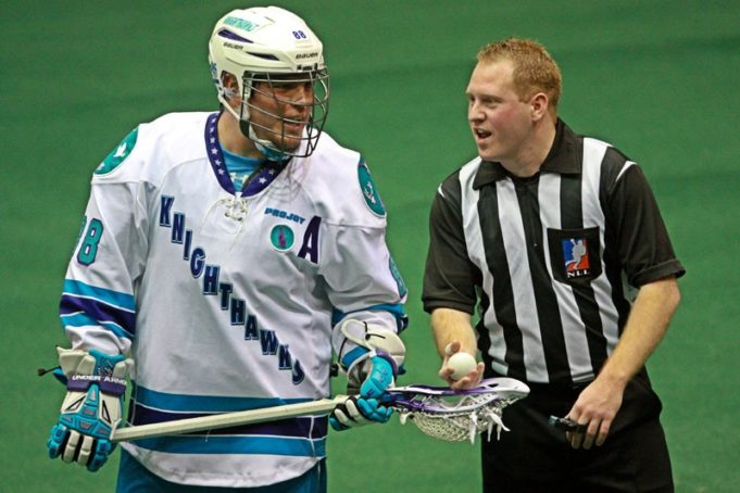 NLL Officials