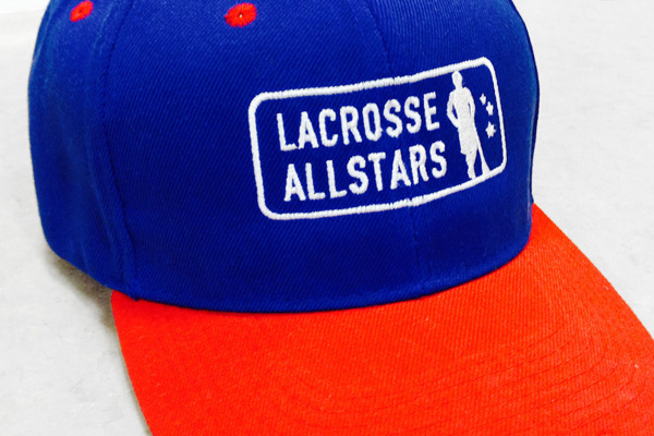 Lacrosse All Stars Snapback Hat