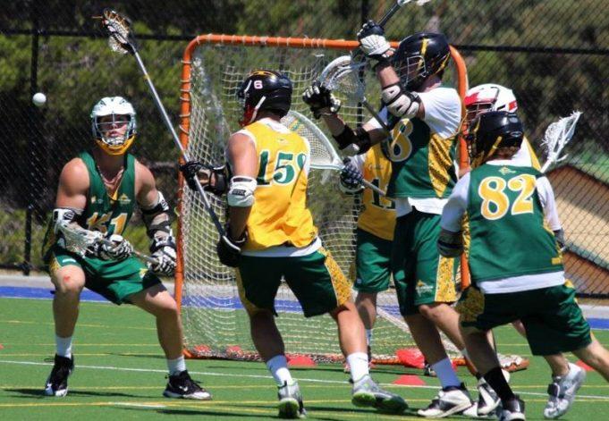 Australia - Denver 2014 International Lacrosse Update