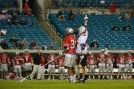Umass Ohio State lacrosse