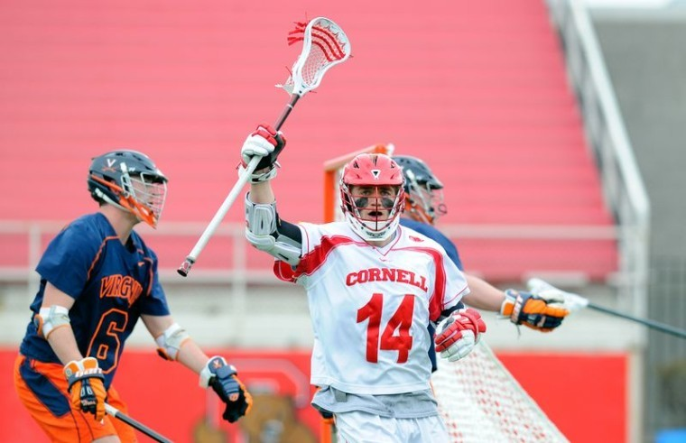 Lintner at Cornell. Photo Credit: Rich Barnes