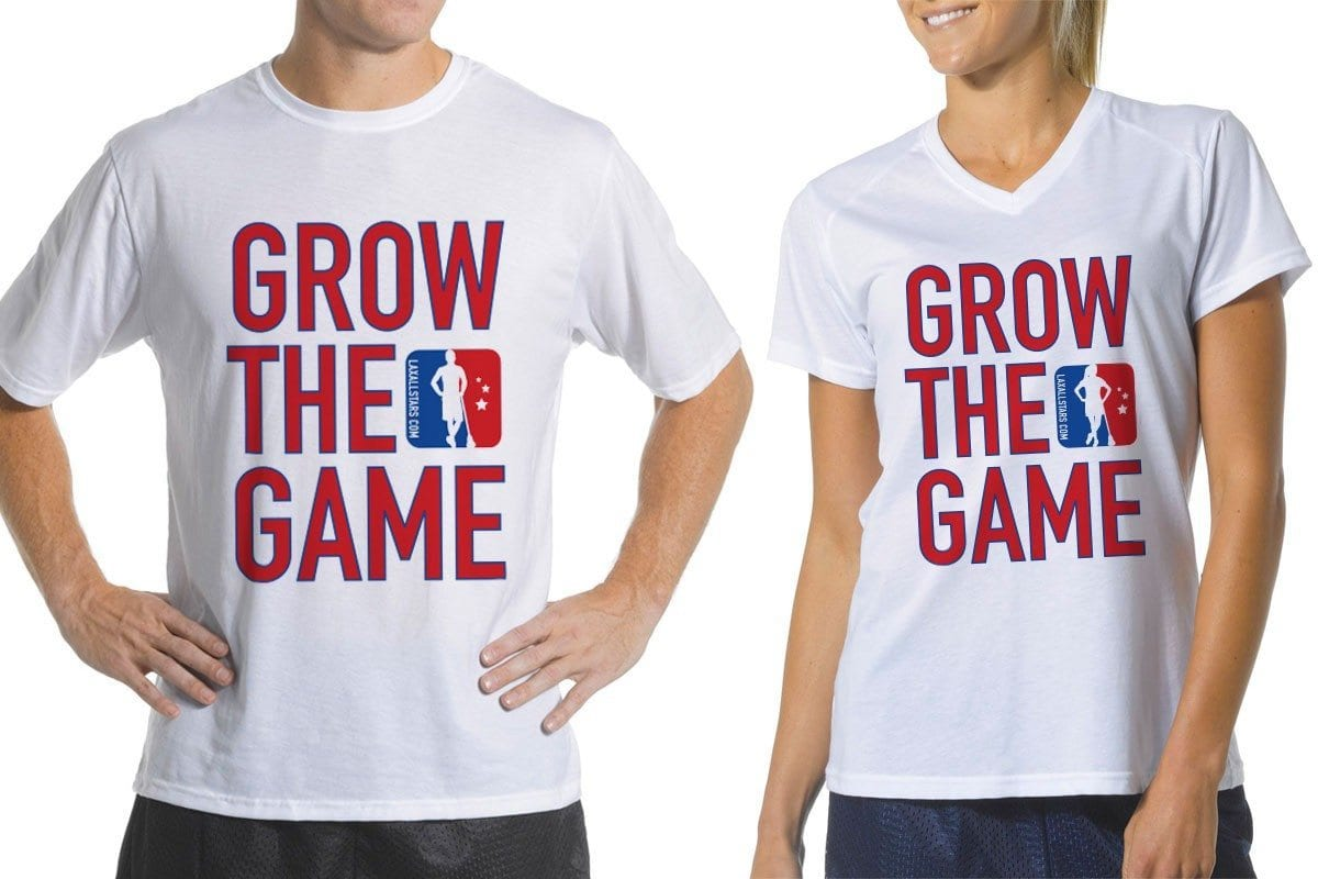 Grow The Game T-Shirts