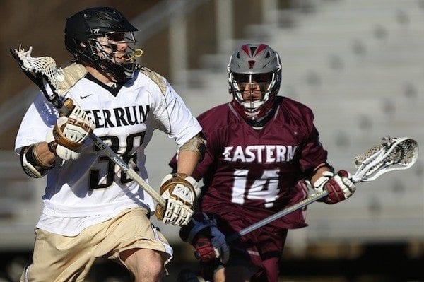 Ferrum vs Eastern University D3 lacrosse