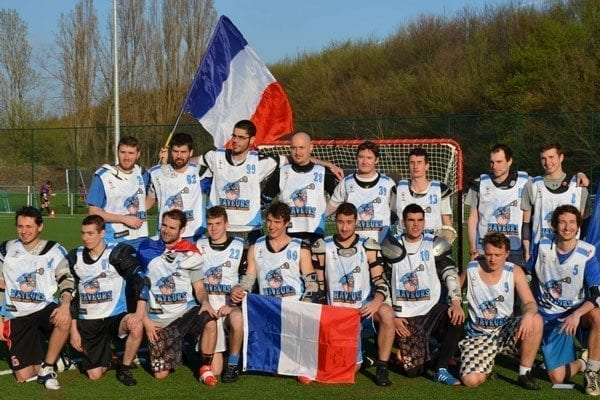France Men's Lacrosse prepares for Denver 2014