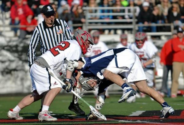 Dylan Levings Yale Lacrosse