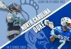 North Carolina vs Duke Rivalry week