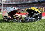 Ohio State vs Michigan lacrosse photo cred: LaxAllStars