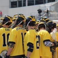 Ohio State vs Michigan lacrosse photo cred: LaxAllStars 2017 ncaa d1 lacrosse