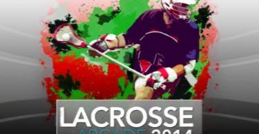 Lax Arcade lacrosse video game by Crosse Studios