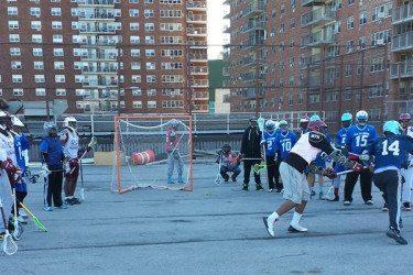 NYC Lacrosse report