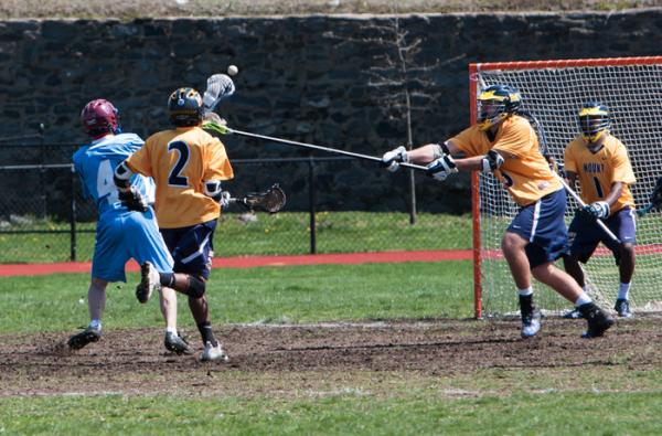 nyc catholic lacrosse