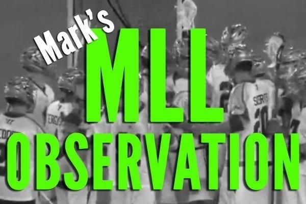 Mark's MLL Observation
