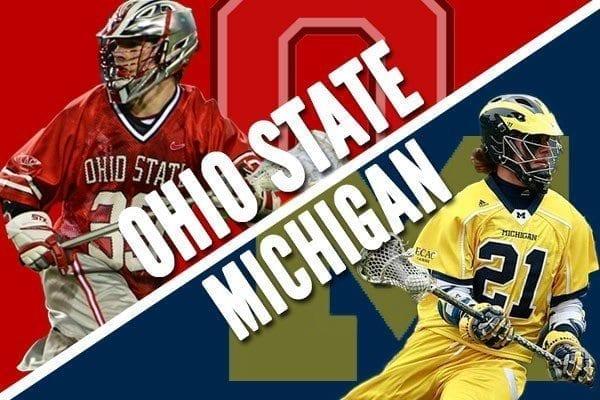 Rivalry week: ohio state vs michigan
