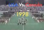 USA vs Canada men's lacrosse