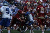 preseason lacrosse poll Duke vs Denver mens lacrosse 2014 Final Four NCAA Championships Photo Credit: Tommy Gilligan