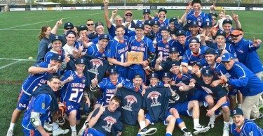 Coast Guard PCLL Champions lacrosse