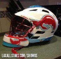 Dan Flynn - Rock Lobster Helmet