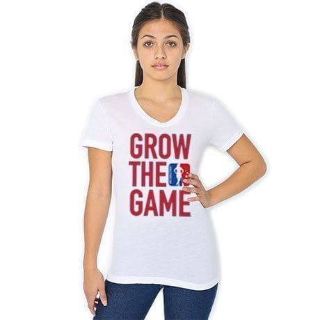 Grow The Game Women's Tee