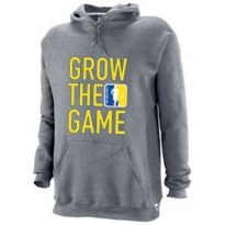 Men's Grow The Game Hoody - Oxford