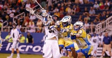 Florida Launch vs. Charlotte Hounds MLL lacrosse 1st Launch Win