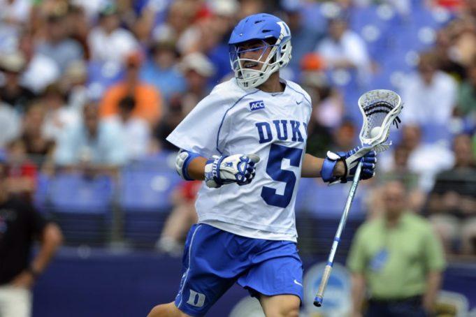 Duke vs Denver mens lacrosse 2014 Final Four NCAA Championships Photo Credit: Tommy Gilligan