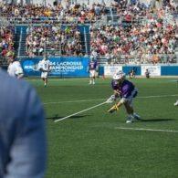 Notre Dame vs Albany Lacrosse 2014 NCAA Quarterfinal Credit: Joe Williams