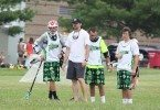 Sam Lane Maineiax lacrosse coach