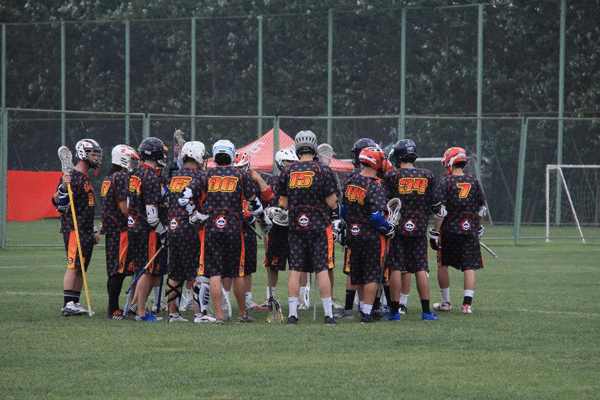 China lacrosse national team