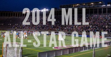2014 MLL All-Star game