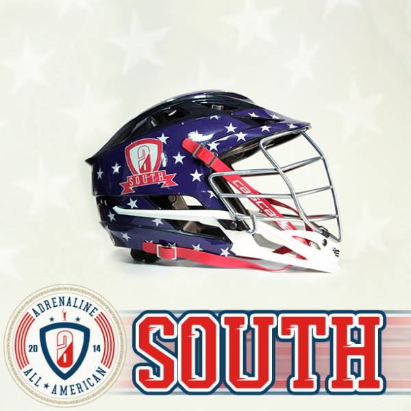 ADRLN All-American Game South Helmet